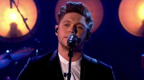 Niall Horan - Too Much To Ask Live on Graham Norton HD-0