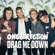 Drag Me Down Cover