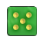 Green Christmas Tree Dice 5.png