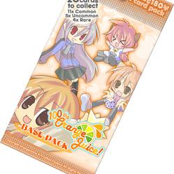 Cards/Card Pack List