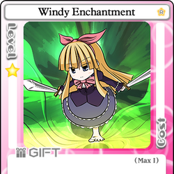 Windy Enchantment
