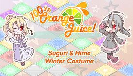 Suguri & Hime Winter Costumes.jpg