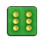 Green Christmas Tree Dice 6.png