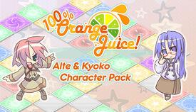 Alte & Kyoko Character Pack.jpg