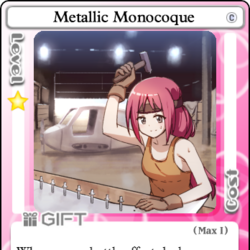 Metallic Monocoque