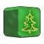 Green Christmas Tree Dice.png