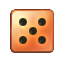Orange Marble Dice 5.png