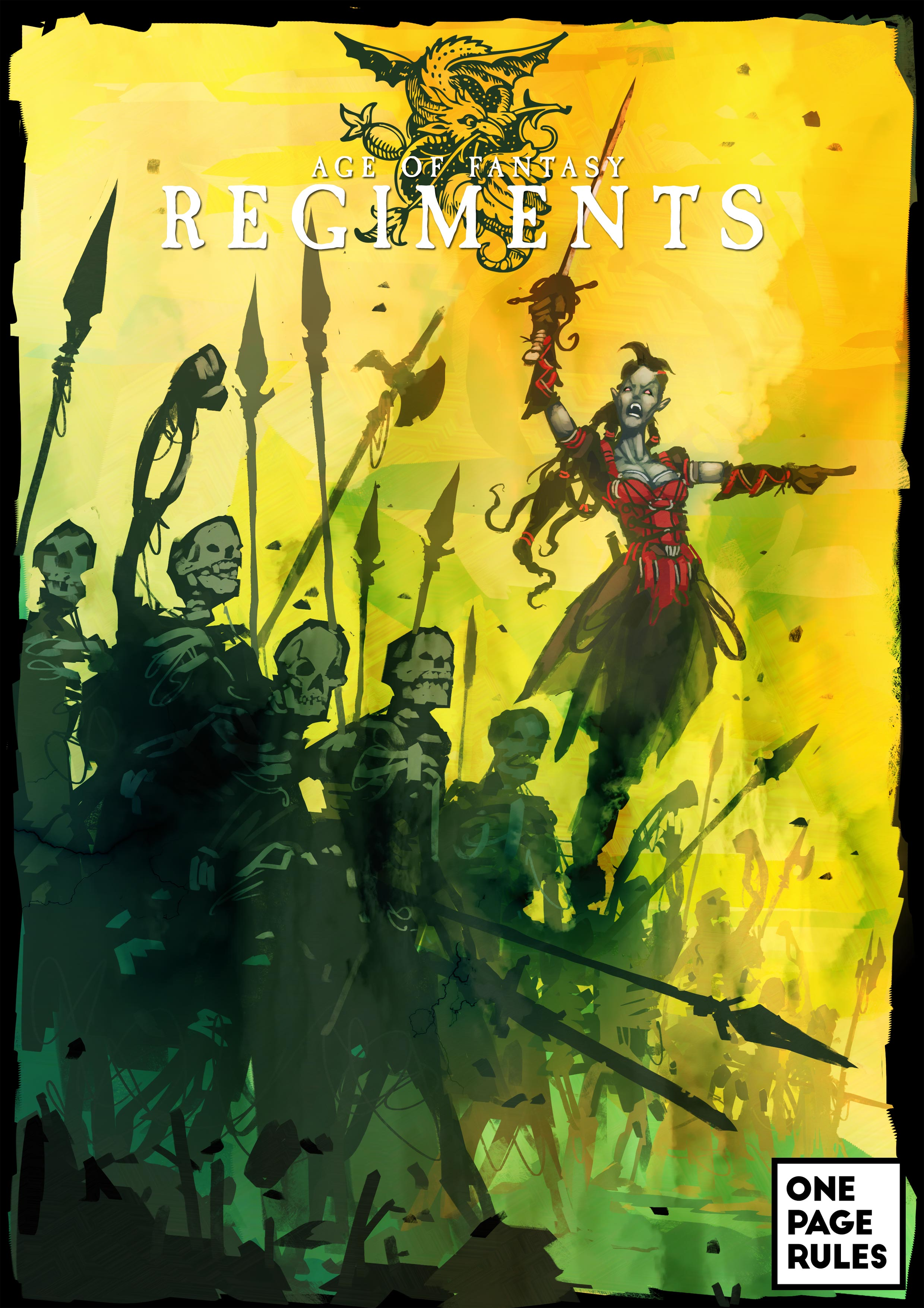 Age of Fantasy: Regiments