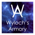 YouTube Wyloch's Armory Icon