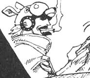 Terry Gilteo Manga Infobox