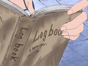 Quadern de bitàcola