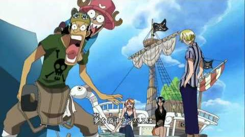 One Piece opening 6 - Brand New World (català)