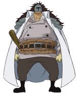 Ronse Anime Concept Art