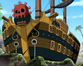 Pirates d'en Bluejam