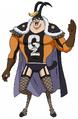 Disseny Gazelleman anime.png