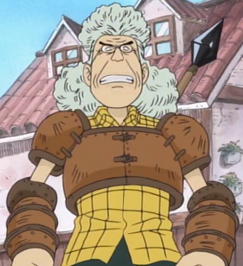 Anime pre-timeskip