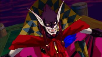 Batto Batto no Mi (Model Vampir)