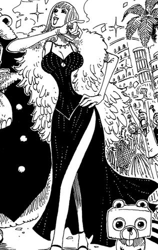 Manga pre-timeskip