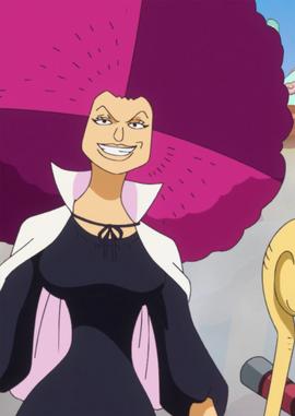 Charlotte Marnier en el anime