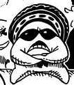 Pappag tras el salto temporal en el manga