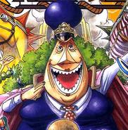 Kokoro Manga Color Scheme