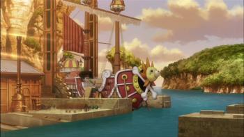 Isla Dock