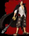 Shanks Pirate Warriors 4