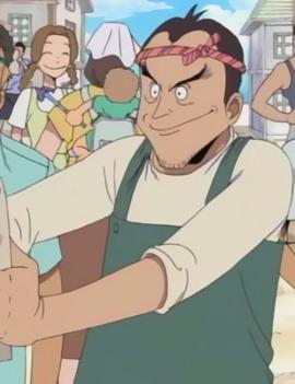 Gyoru in the anime