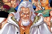Silvers Rayleigh Manga Color Scheme