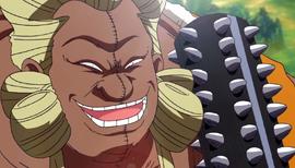 Boo Kong in the anime
