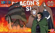GSC caja Dragons ship