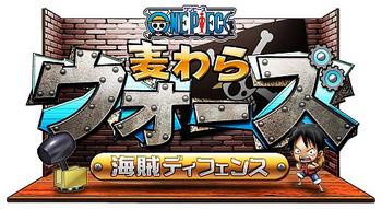 One Piece Straw Wars Pirate Defense