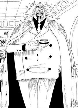 Comil in the manga