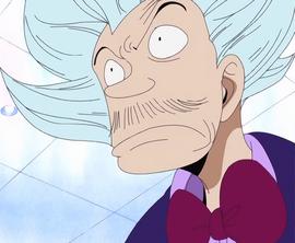 Ultraking in the anime