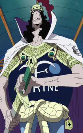 T Bone in the anime