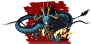 Kaidou (Form Change) Pirate Warriors 4