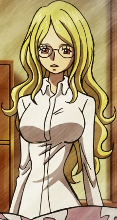 Livia in the anime