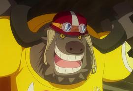 Pork in the anime