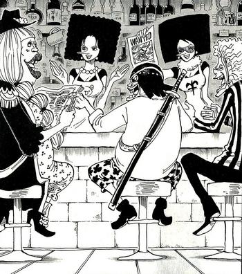Rolling Pirates