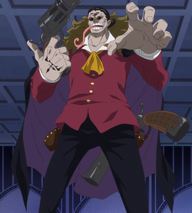 Вито в аниме