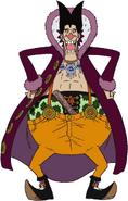 Foxy Anime Concept Art