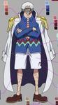 Sengoku Film Z Outfit