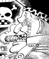 Chesskippa en el manga