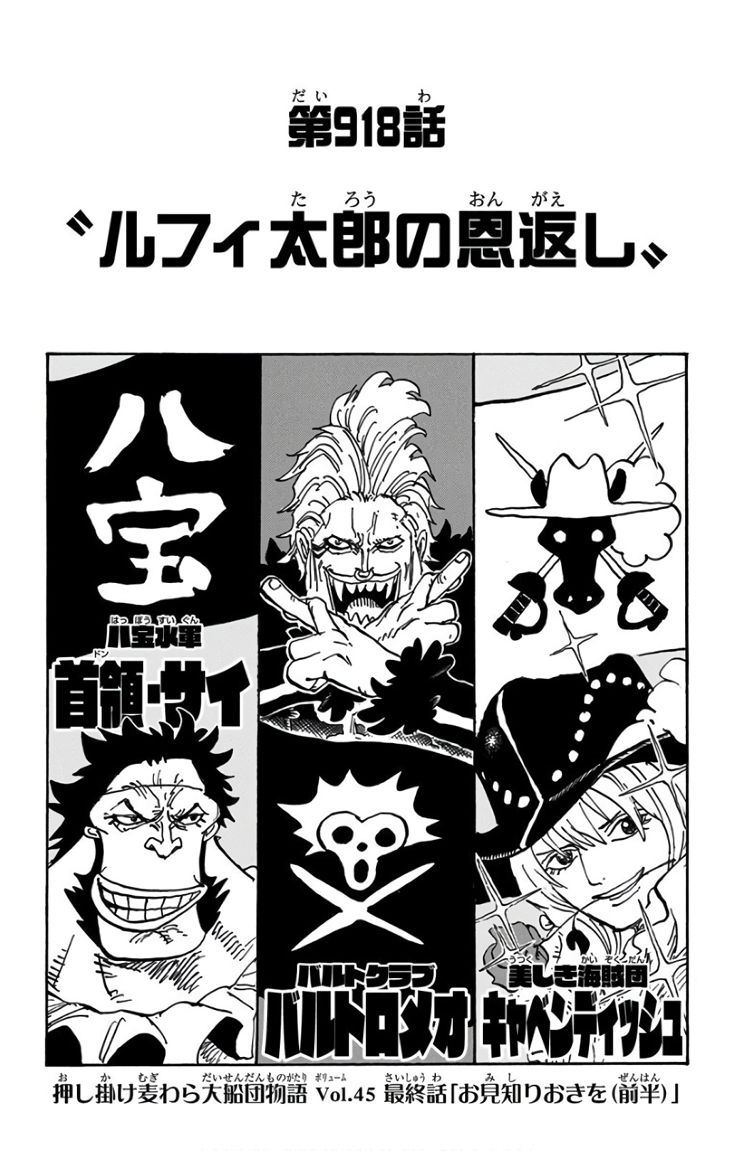Chapter 918