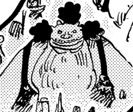 Charlotte Cabaletta in the manga