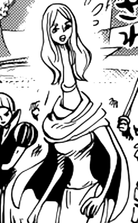 Charlotte Joscarpone in the manga
