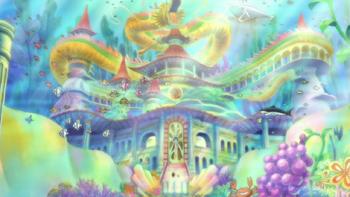 Palacio de Ryugu
