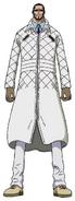 Vergo Anime Concept Art