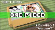 ウィーキャン! ONE PIECE 8bit