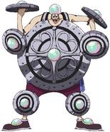 Pearl Anime Concept Art